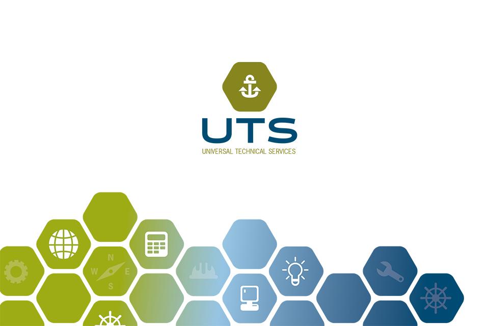 UTS logo ontwerp