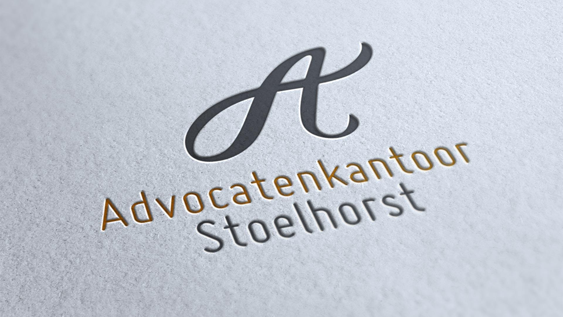Advocatenkantoor Stoelhorst_Letterpress