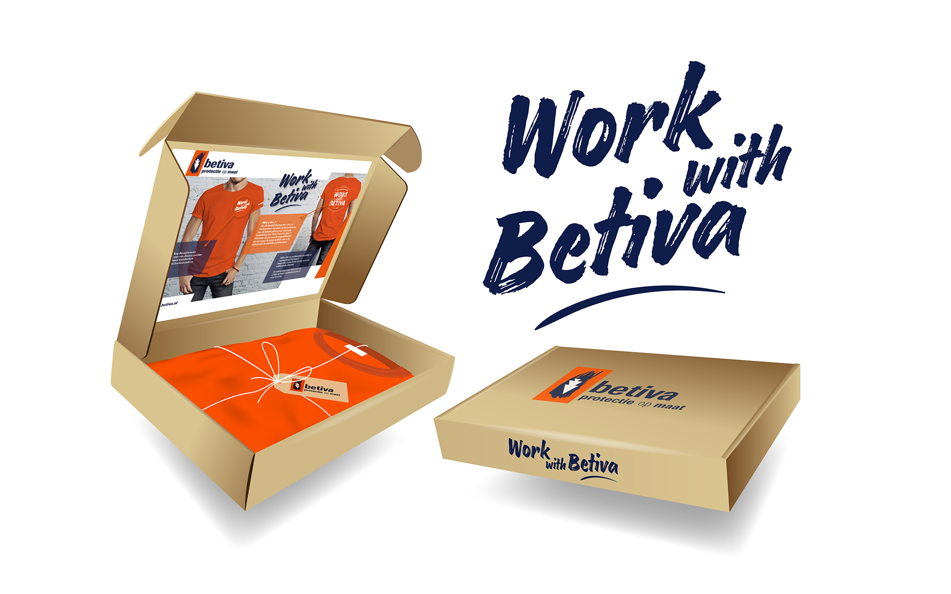 Work with Betiva BOX – marketingcampagne