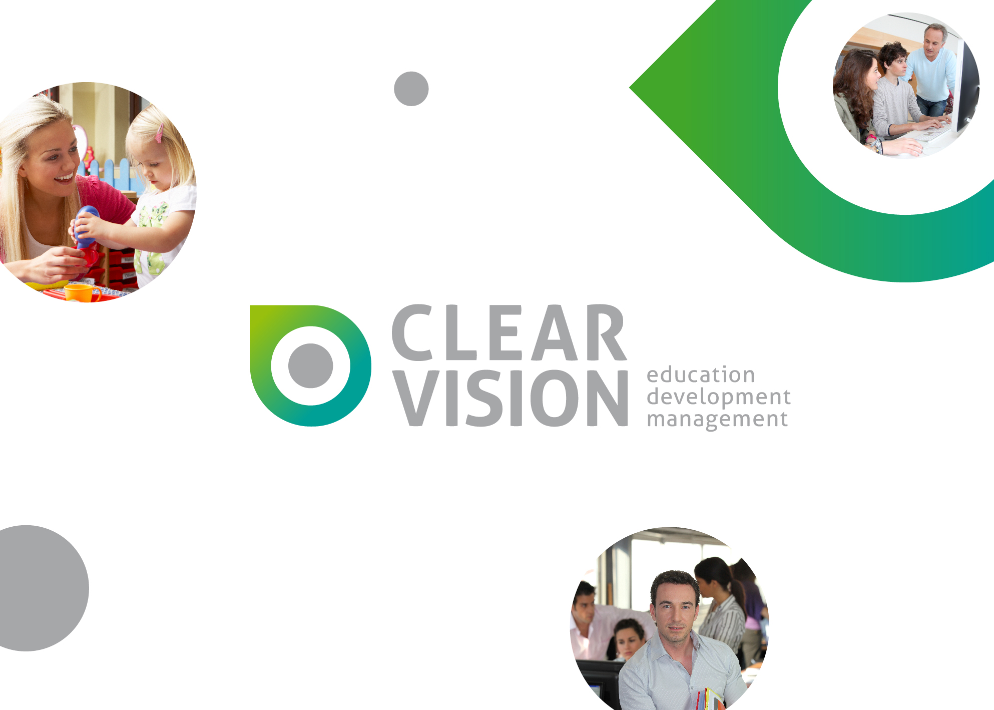Clear Vision – logo